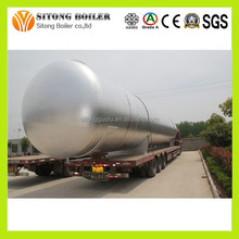 high quanlity Industrial Stainless steel LPG gas tank, oil tank.oil reservoir china supplier