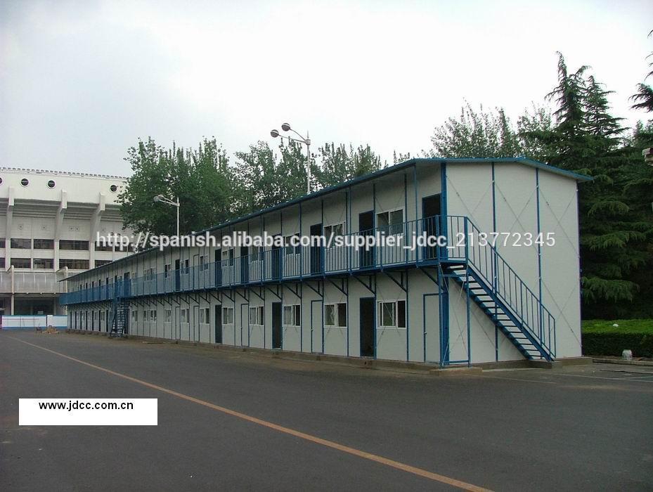 China 2 historias reciclaje de casas prefabricadas baratas - Casas portatiles precios ...