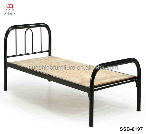 ,Double,Queen And King Size Bed Frame,Metal Bed Frame,Wooden Slat Bed ...