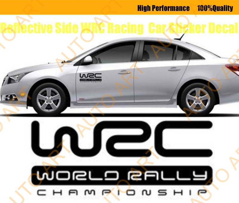 Graphics Vinyl Decal Beautiful Wrc Car Side Stickers View