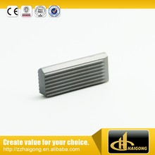 Stock sale durable carbide tips various sizes details