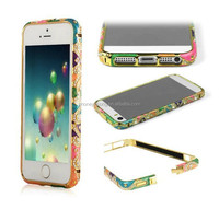 Top Quality For iphone 5 5s Diamond Bumper Case Wholesale Factory