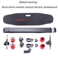 Dual-drive 3600w wireless remote control outerdoor shenzhen loftyambition cheap electric balance scooter skateboard