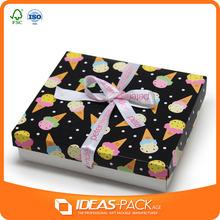 beautiful paper gift pandora jewelry box
