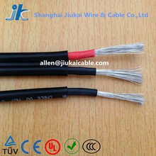 TUV approved PV1-F Solar Cables one/two core ac & dc solar cable 16mm2