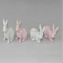 Popular 2015 ceramic rabbit Easter gift