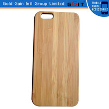 Eco-friendly Elegant Bamboo and Wood Cover for iPhone 6