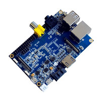 Wholesale 1GB DDR3 RAM,Dual-core low power consumption Banana Pi,similar to 512MB Raspberry Pi