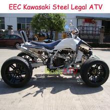 Road Legal 250CC SPY Racing ATV with Rear Gear