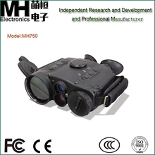 Mh-750 la última mano prismáticos infrarrojos de visión nocturna