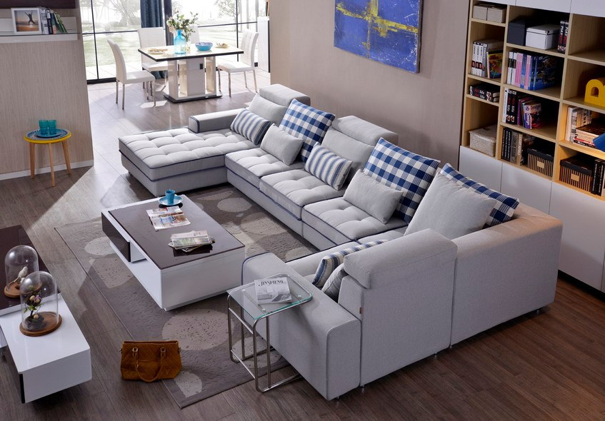 Moroccan modern living room furniture modern design fabric for Moroccan living room furniture 03