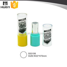 colored High Quality Lipstick Sample Containers