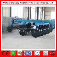 Farm implement 1BZ-1.8 1.8-4m heavy duty offset disc harrow with CE