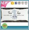 High Quality Custom Dye decorative Couple Pillow Cover