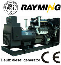 Popular and commercial diesel generator made in japan