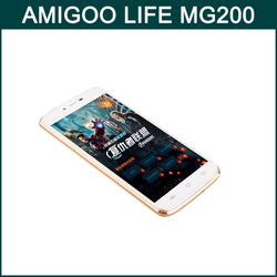 Dual Core 5.0 Inch 3G Smartphone AMIGOO LIFE MG200 Cheap Mobile Phone
