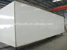 Sorvete caminhão móvel de refrigeração van caminhão leve 3.5 ton