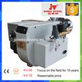 China alibaba máquinas para la venta kv-05 kv-10 industrial de la caldera con quemador de aceite usado para la venta