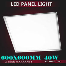 High Brightness SMD 3014 LED Flat Panels 600x600 Led Panel, Back Light LED Panel Light