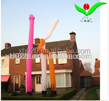 inflatable advertising tube air dancers sky dancer with blower