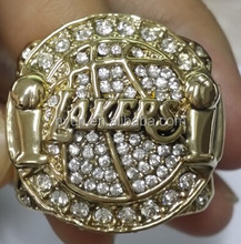 2010 lakers Super Bowl Replic Championship Rings US Size 11 On Sale