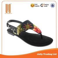 Best fashion hot sell sandal woman summer