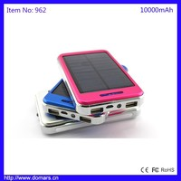 10000mAh Solar Power Bank Universal Battery Charge For All Mobile Phones