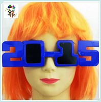Novelty Xmas Hen Stag Do Funky Geek Disco 2015 Party Glasses HPC-0617