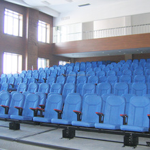 China hot sell New design Retractable Telescopic System plastic bleacher seats