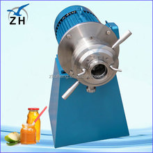 double barrel colloid mill for peanut butter/hot pepper sauce/sesame sauce peanut sauce colloid mill production line