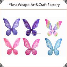 New Fairy Pixie Wings Glitter Swirls Dress up Birthday Party Butterfly Wings