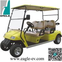 4 passenger golf cart, electric,CE approved,EG2048K, brand new