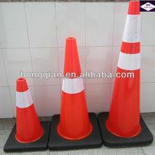 Indonesia Standard Flexible PVC Traffic Cones