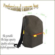 Best selling 2015 backpack dslr slr bag leather