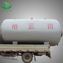 Easy installation 80-30000 liter water treatment pressure tank/vessel