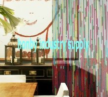 2012 hanging living room curtain design