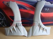 Carbon Fiber fender design for 06-09 Toyota Mark X/Reiz