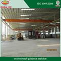 Estructura de acero prefabricado directo de la fábrica de almacén de China