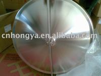 Sanitary manhole cover without pressure
