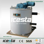 icesta da água do mar máquina de gelo do evaporador