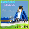 New Point inflatable slide, Commercial Inflatable Dry Slides