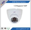 atacado metal habitação profissional 720p ahd câmera dome cctv melhor visão noturna infravermelha