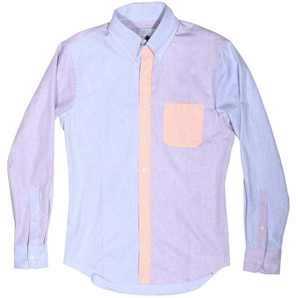 Mens Cutaway Collar Dress Shirt