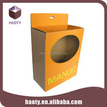 Customized packaging a4 size paper box