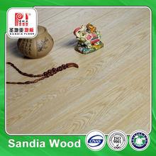 Waxed Cheap Laminate Flooring Walnut