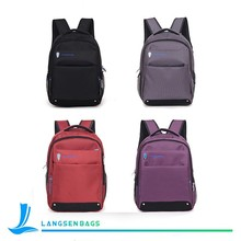 Wholesale Fashion High Quality 15 Inch Laptop Backpack school backpack