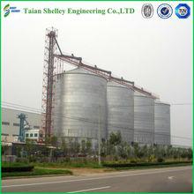 de grano de soja silo de almacenamiento precio para silo de grano
