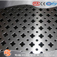 hot sell stainless steel perforated metal sheets for crafter