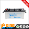 KING POWER Rechargeable Lead Acid Dry Charged Auto battery 12V120AH N120
