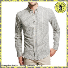 Latest Style 100% Organic Cotton Mens Dress Shirts